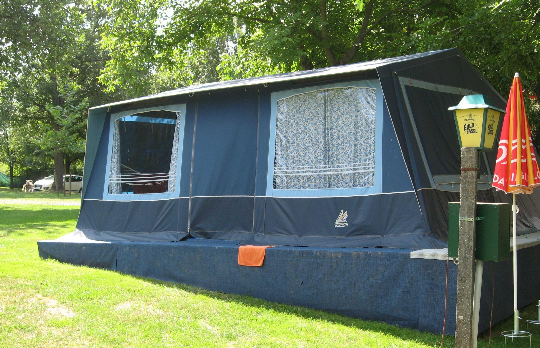 Bungalow Tent Zsófia