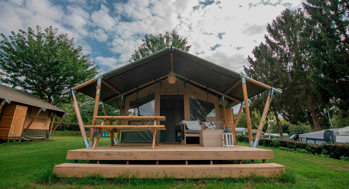 Safari Tent Viktória
