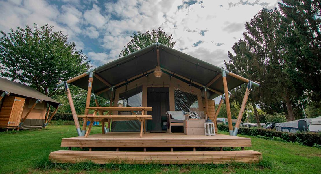 Safari Tent Ágnes