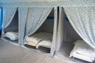 Bungaló sátor Máré-Vára