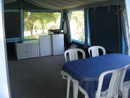 Bungalow Tent Máré-Vára