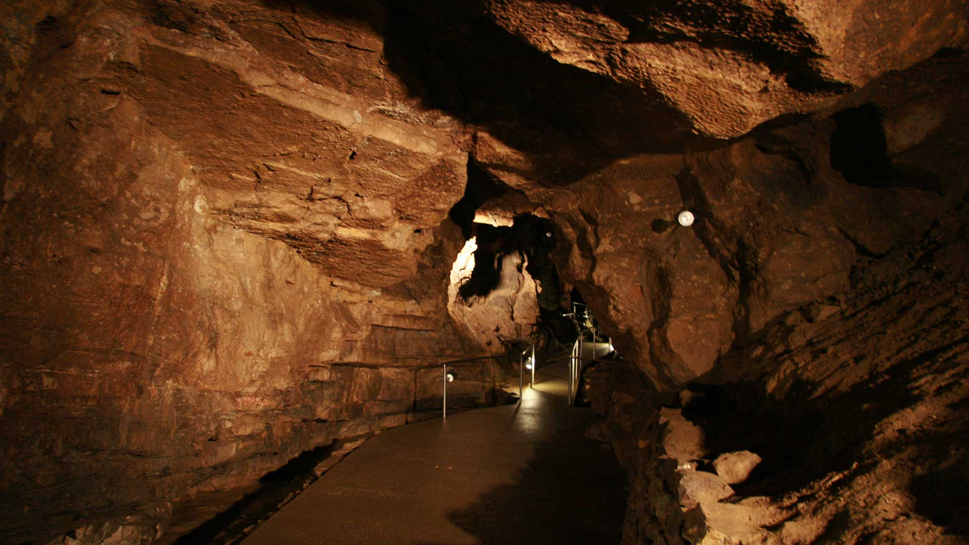 Abaligeter Cave