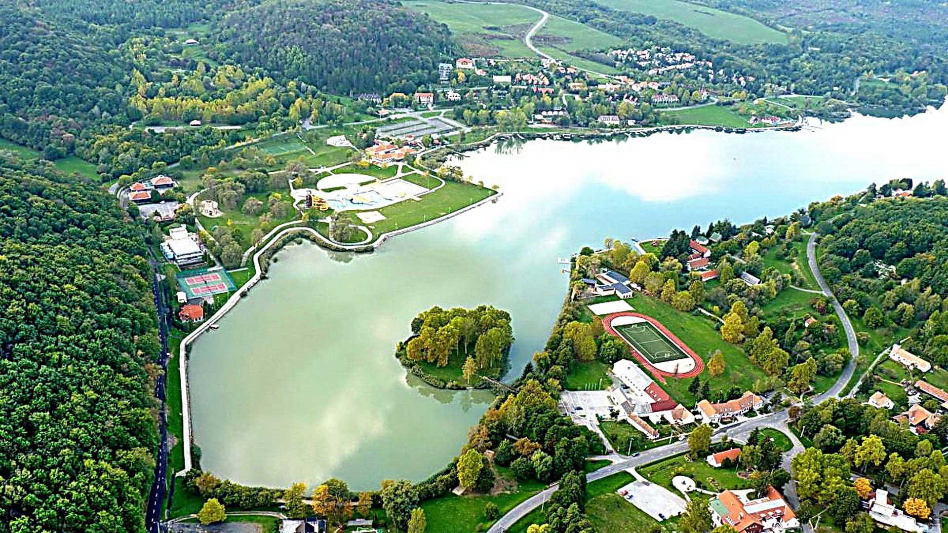 Lake Pécs & Orfü